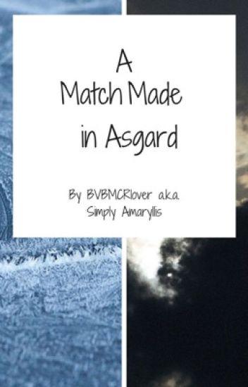 A Match Made In Asgard (boyxboy)