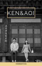 KEN & AOI by nadyamaditaa
