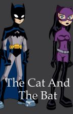 The cat and the bat (catgirl and batboy) by lola_is_da_boss