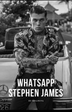 WhatsApp.. Stephen James. by m3linit4