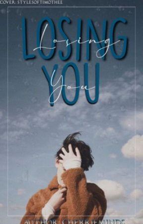 losing you; g.d au  by -fadingout-