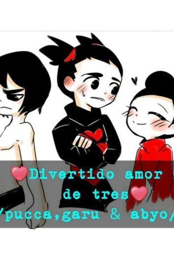Divertido Amor De Tres Pucca Garu Abio Carly Rico