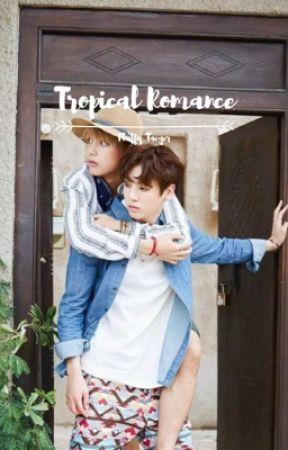 VKook ~ Tropical romance  by Xx_FluffyTiger_xX