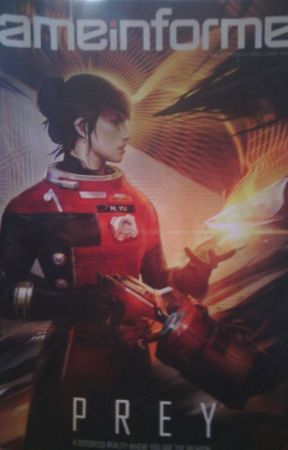 Prey GameInFormer by Osama_Chan