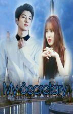 My Secretary (WonwooxYuju) by Goldenstart