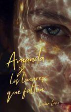 Amanda y los lunares que faltan by slvermstake