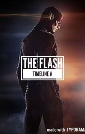 The Flash - Timeline B by EDGE0365