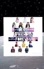 Best Friends Forevss by HersheyAcDeniseIposa