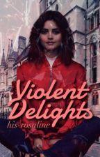 Violent Delights ↠ Oslock by his-rosaline
