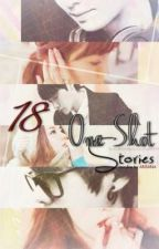 18 ONE SHOT STORIES(VOL 1 and 2) by ARISANA