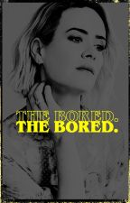 QUEEN OF THE BORED. ( gif hunts )¹ by lilgroot