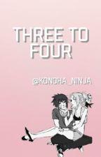 Three to Four by konoha_ninja