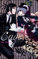 Cage  |  SebaCiel Hard Doujinshi by Ciel_the_Writer