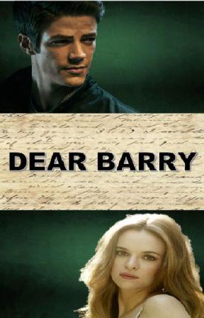 Dear Barry by Adaline_K