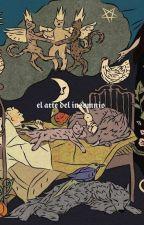 El arte del insomnio. by -manosfrias