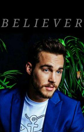 BELIEVER || CHRIS WOOD  by greyshawkins