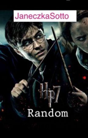 MY HARRY POTTER RANDOM BOOK by JaneczkaSotto
