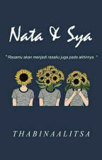 Nata & Sya by setitiktinta_