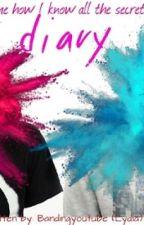 The Diary (Phan) by frerardisbae