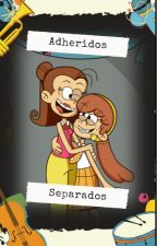 Adheridos Separados (the loud house) by AndresCaicedoCastro