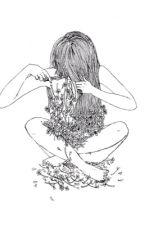 self love & growth by destructiv