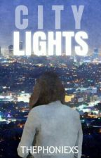City Lights by rowenarave