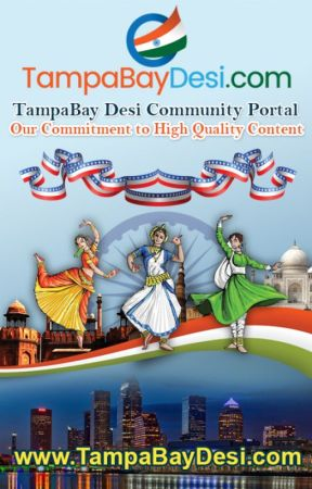 TampaBayDesi - Tampa bay Indian Charity Events by tampabaydesi