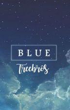 blue. {TREEBROS} by pxstelhansen