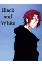 Black and White (Rin - Free! Anime) by D_Deleon