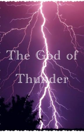 The God of Thunder by Millylas