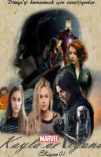 | kayla ve Iliana | Avengers by Elisyaa01