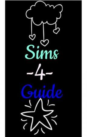 Sims 4 Guide - The Sims 4 Toddler Skill Cheats - Wattpad