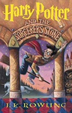 Harry Potter and the Sorcerer's Stone (Book 1) by Mari_Kyle_0302