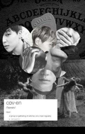coven: bts+jjk by jhopiebby