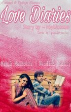 Manan ff : Love Diaries  by royblossom