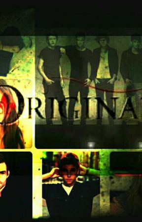 The Originals (One Direction + The Originals) by Mads0235