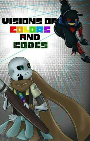 Visions of Colors and Codes by FallenInkSans