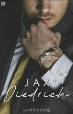 Jax Diedrich (MAY KONTING SPG ✓) by SaebYeog