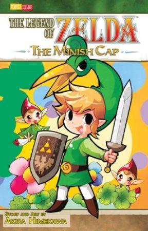 The Legend of Zelda: The Minish Cap (Akira Himekawa) by Genoglydertm