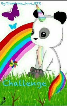 CHALLENGE by Dramione_love_BTR