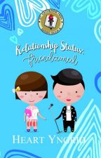 Relationship Status: Friendzoned (St. Catherine High Series Book #6) by HeartYngrid