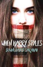 عندما حمل هاري ستايلز صراحة.{آنا قشاري} by marwa_sh_k
