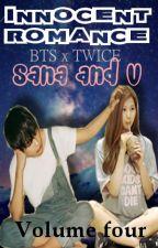 Innocent Romance - Sana & V / Fanfiction Volume 4/ BTS X TWICE by xxsongminjixx