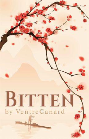 Bitten (Book 2 of Bite Trilogy) by VentreCanard