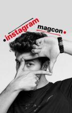 instagram // magcon by terrificmendes