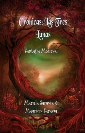 Cronicas de la tercera luna (saga de fantasía épica) preview by MarielaSaraviaValver
