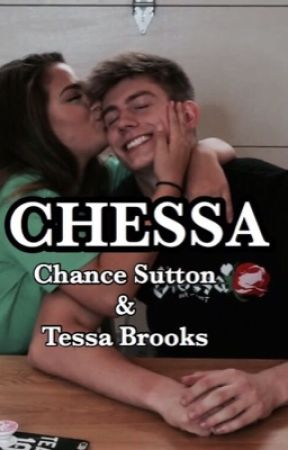 is tessa and chance actually dating