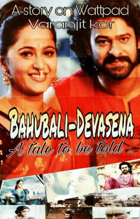 Bahubali - Devasena by Varanjit_kor
