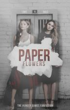 PAPER FLOWERS ↣ THE HUNGER GAMES by LoksNals