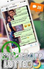 WhatsApp Lutteo by lovesruggerito